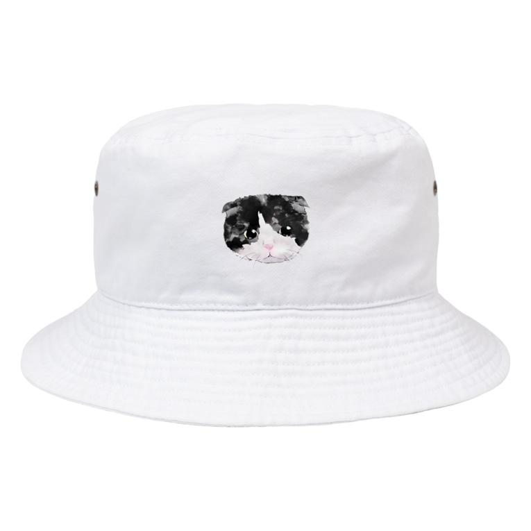 ナツムラのNyao! Bucket Hat