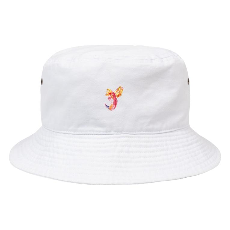asobitoのはち | CREATOR:FUSUKE Bucket Hat