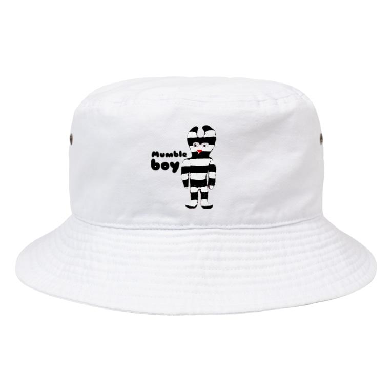 kaotandollのMumbleboy Bucket Hat