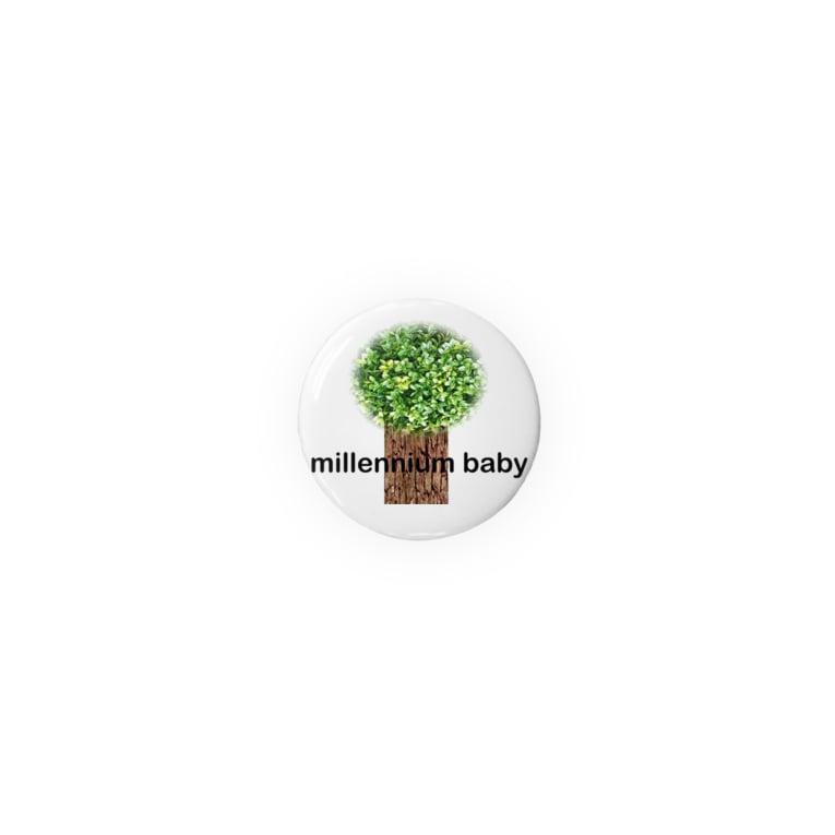 Millennium babyのMillennium baby小物 Badges