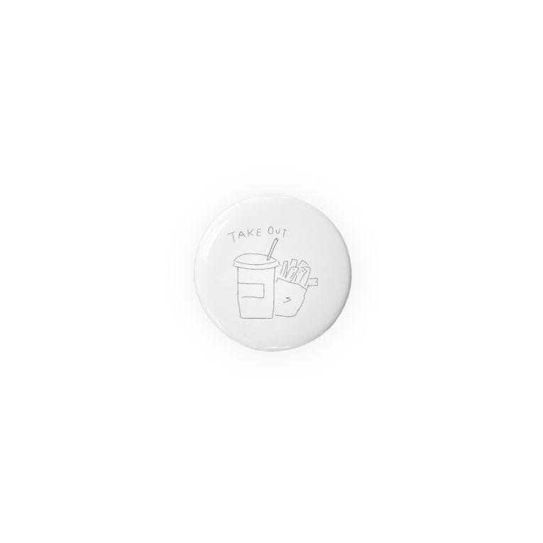 Sorapolice_pinopoliceのテイクアウト Badges