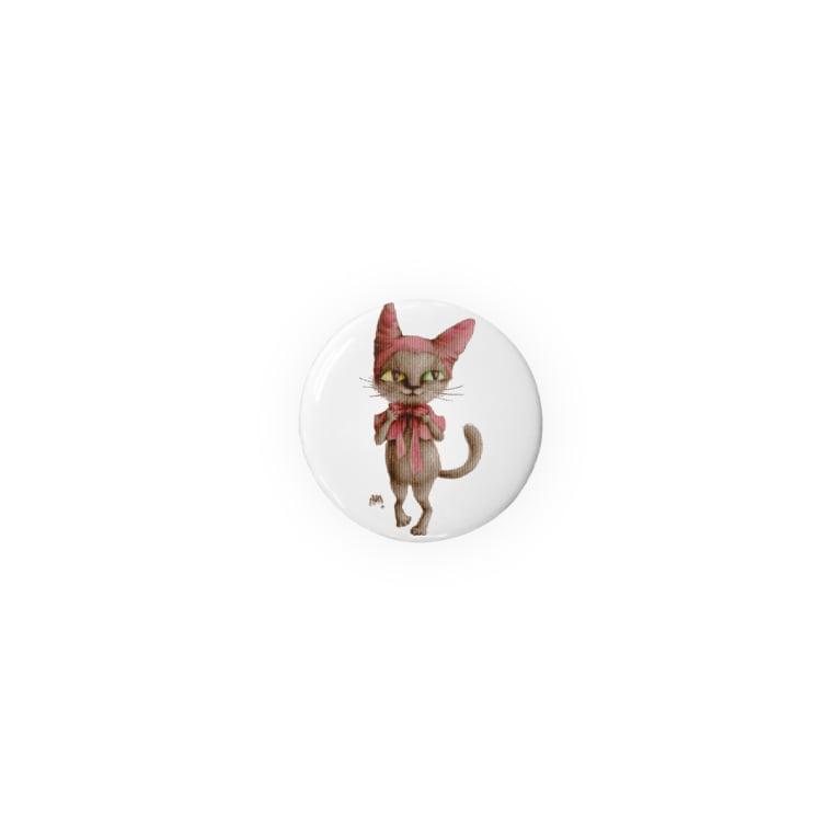 まりみゆきの猫頭巾 Badges
