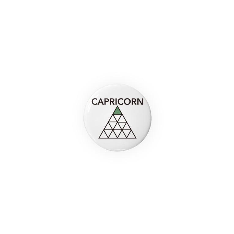 mabilityのZodiac Signs - Capricorn Badges