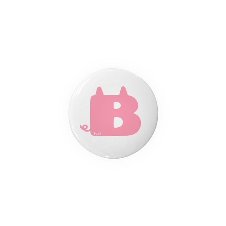 Peco Peco BooのBUTA Badges