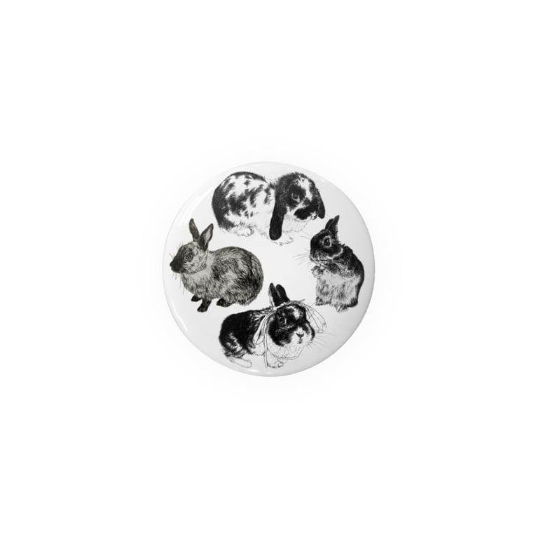 Gallery Neperoのうさぎ環 Badges