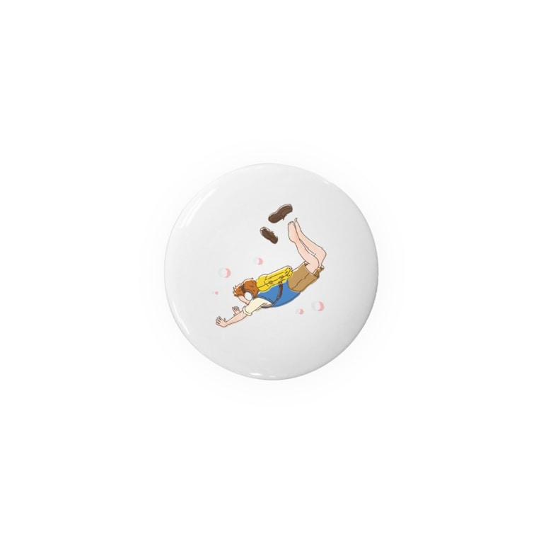 THE SKA JUNCTIONSのダイビングボーイ Badges