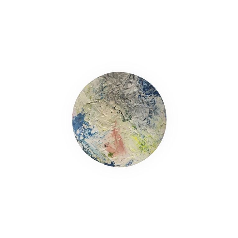 後藤智美グッズショップの『今のわたしの全て②』 Badges