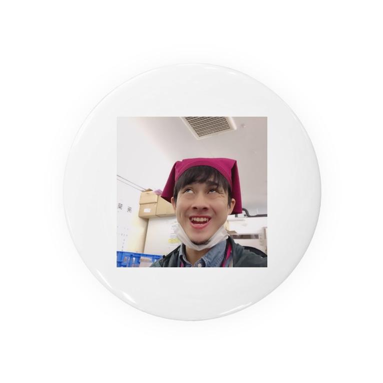 yudai_boy_d_44の平野智也専用iPhoneケース Badges