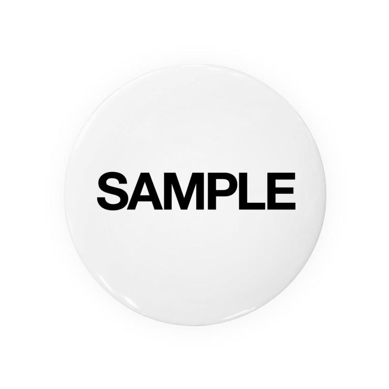 だのSAMPLE|サンプル Badges