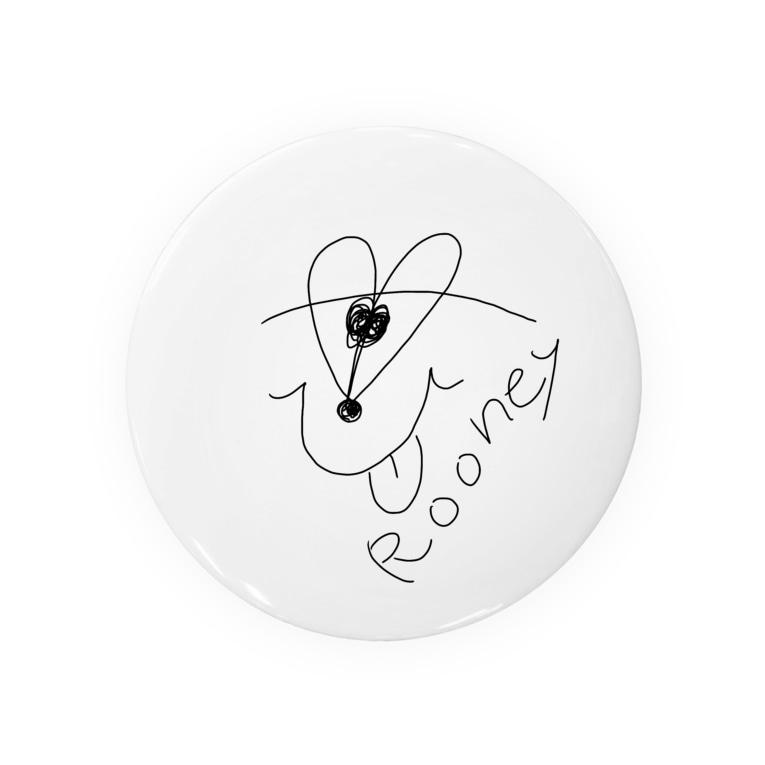 HaRuKaのRooney 〜ルーニー〜 Badges