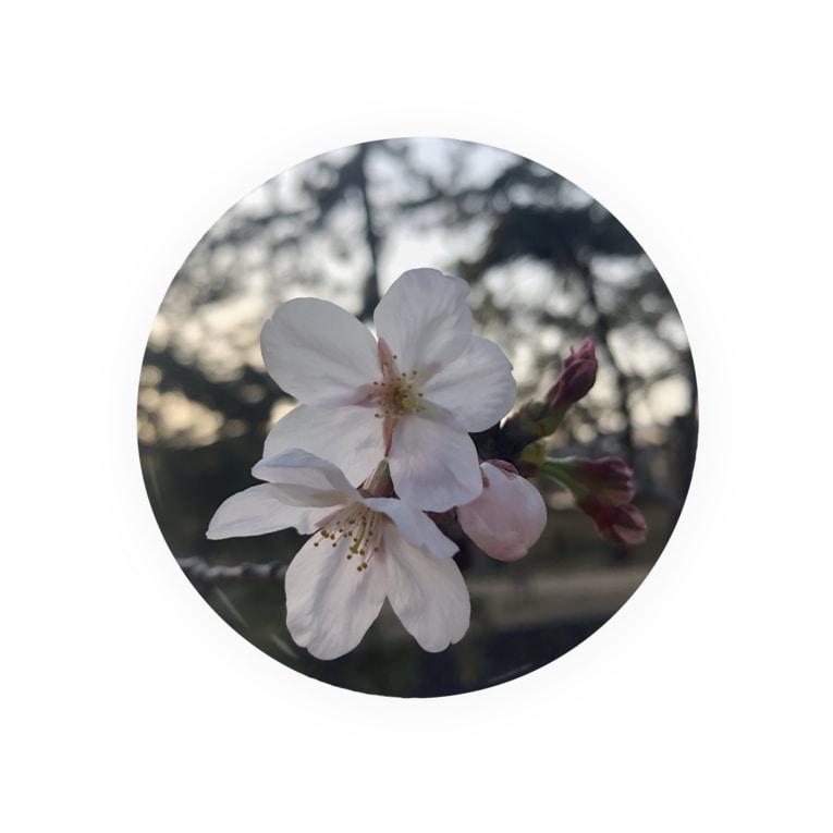 skr__sakuraの桜 Badges