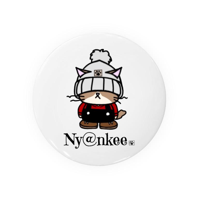 Nyankeeのニット帽なあいつ   (Ny@nkee) Badges