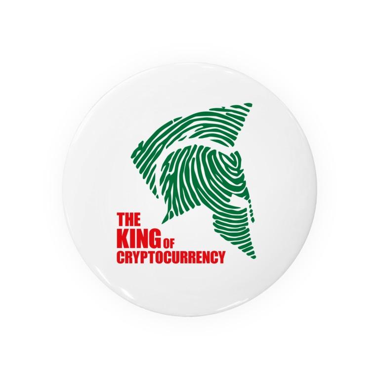 【仮想通貨】ADKグッズ(Tシャツ等)専門店 のThe King Badges