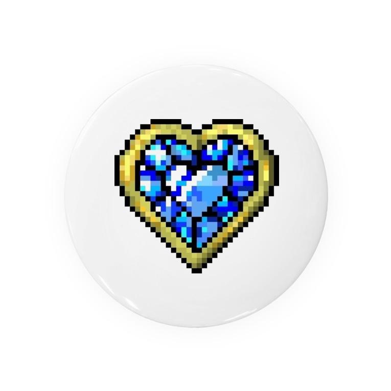 はるの♡  変身ブローチ②  ♡ Blue Badges
