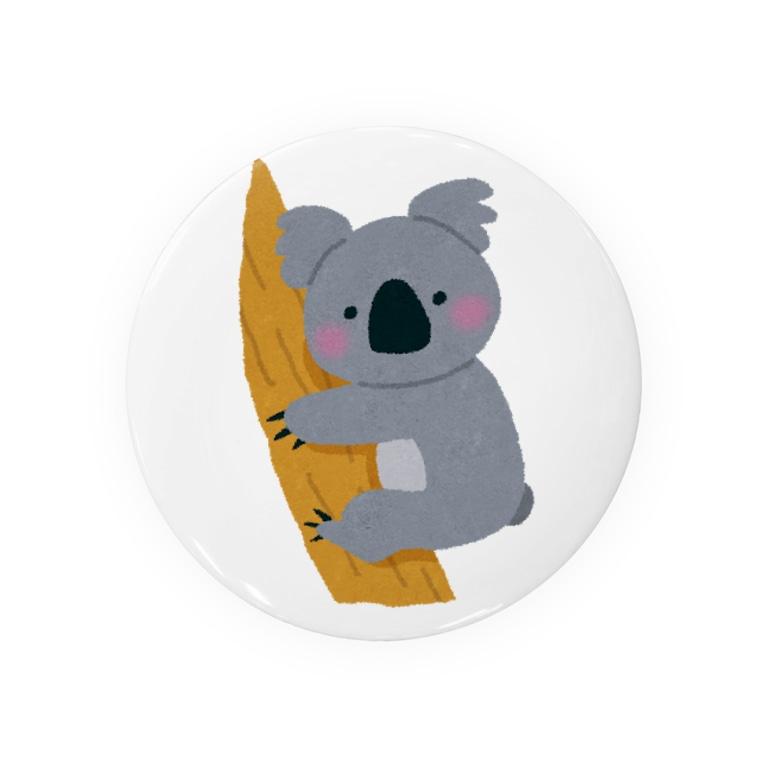 カビゴンのSHOPのオーストラリアのコアラを助けよう!募金 Badge