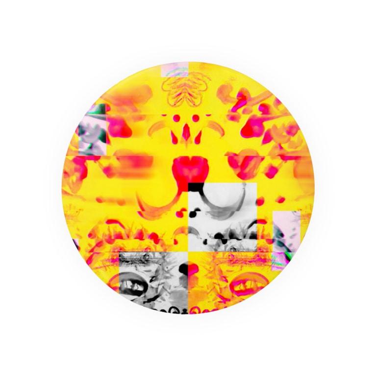 the cocaine's pixの愛慾の残骸 Badges
