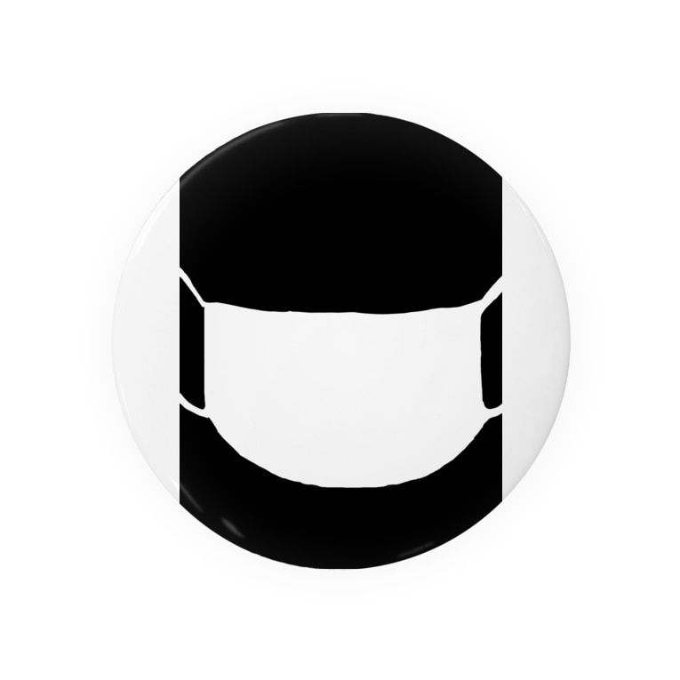 Seven3のマスク Badges