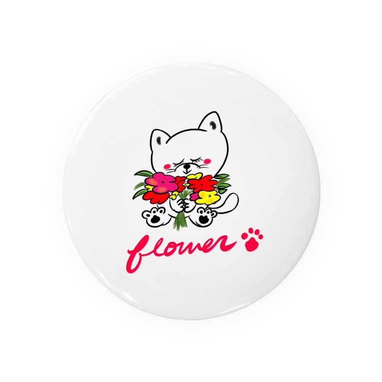 childroomのFlower Badges