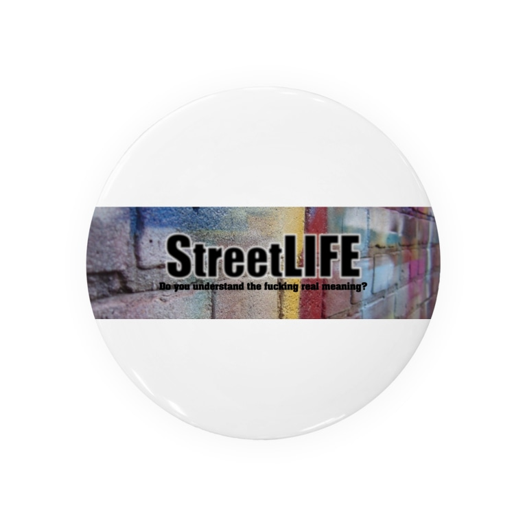 PFC STOREのSTREET LIFE Badges