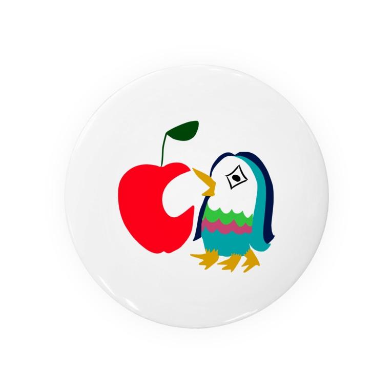 satomimitsukiのアップルアマビエ Badges