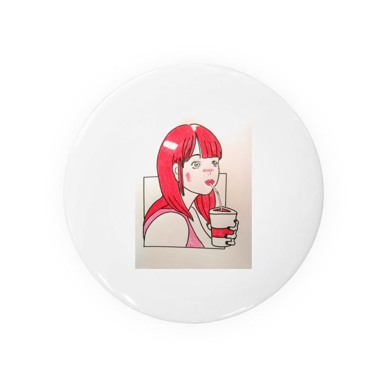小原 泰彦の女の子 Badges