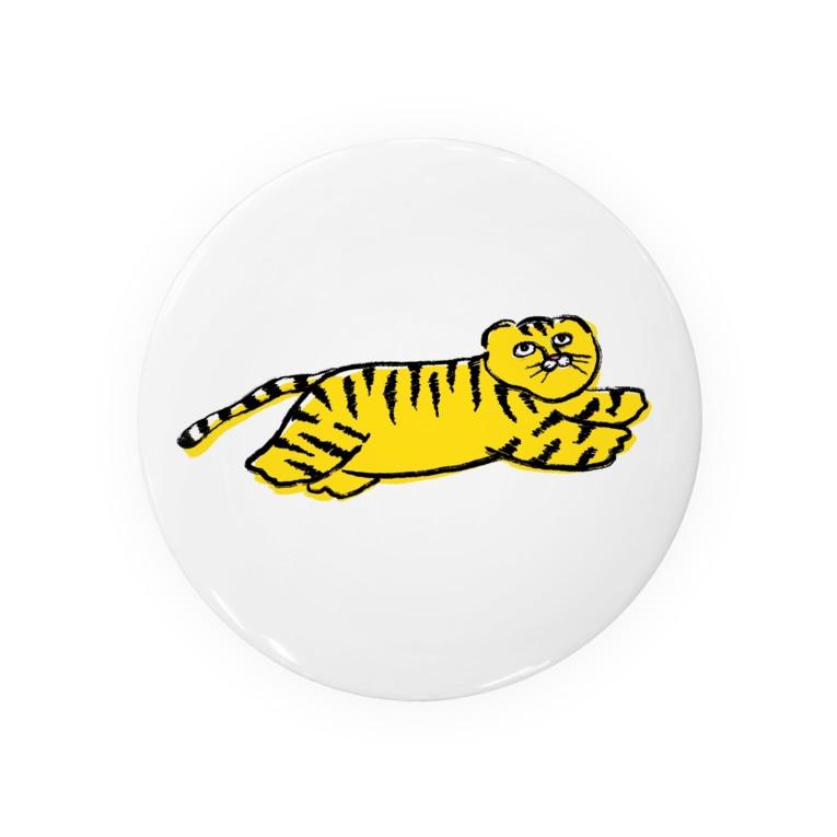 Meのトラ君 Badges