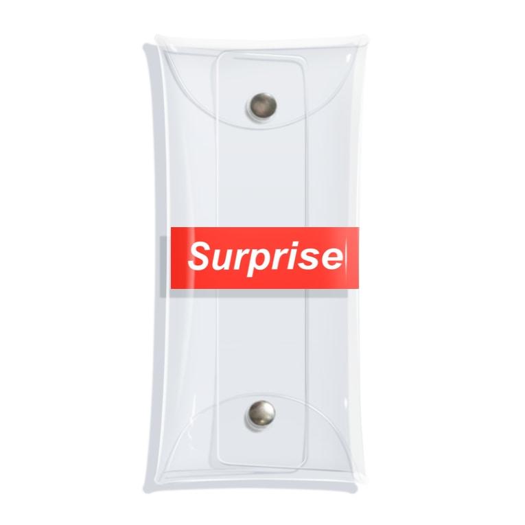 MaaaasのSurprise Clear Multipurpose Case