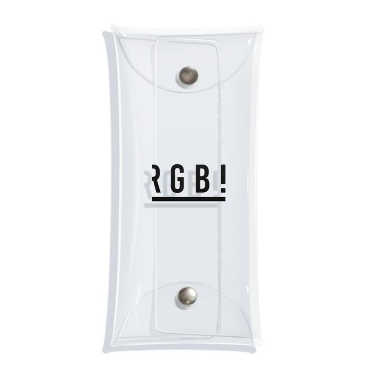 Rio88のRGB! Clear Multipurpose Case