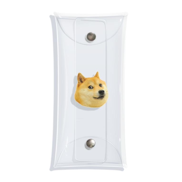 DogeのDoge Clear Multipurpose Case