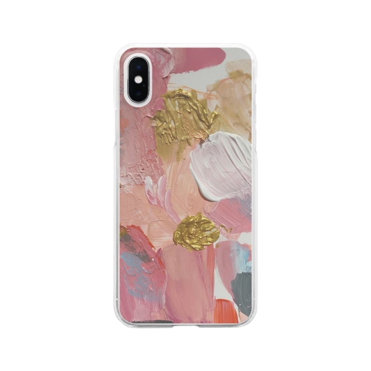 soyunmyon_momentのiPhone  case Clear smartphone cases