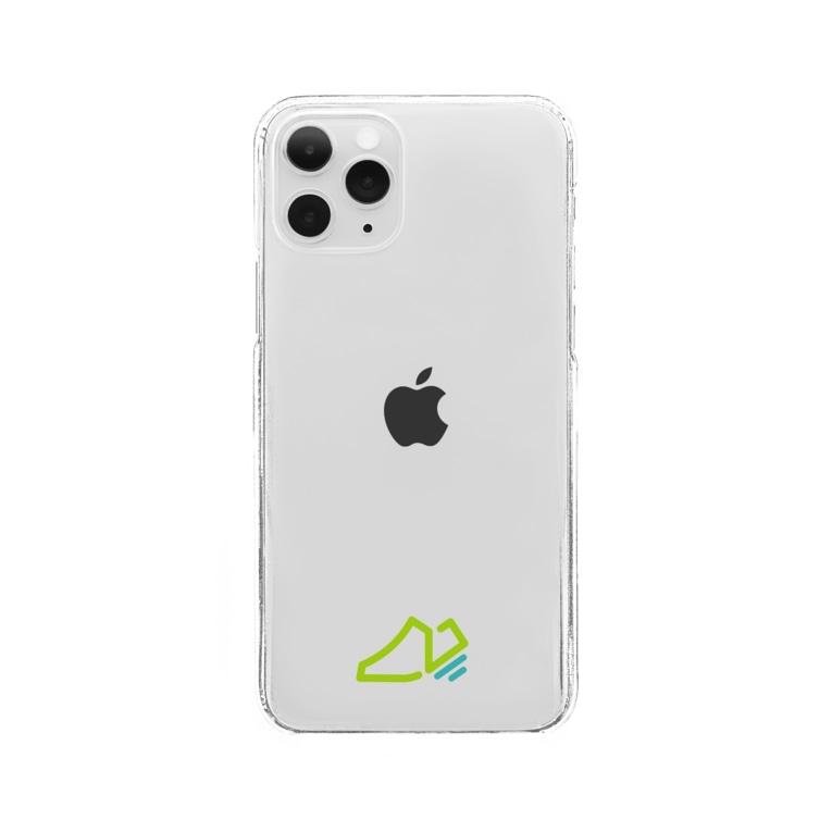 interlakenのinterlaken-sportsシリーズ Clear smartphone cases