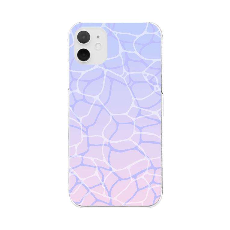 doruboyのpool Clear smartphone cases
