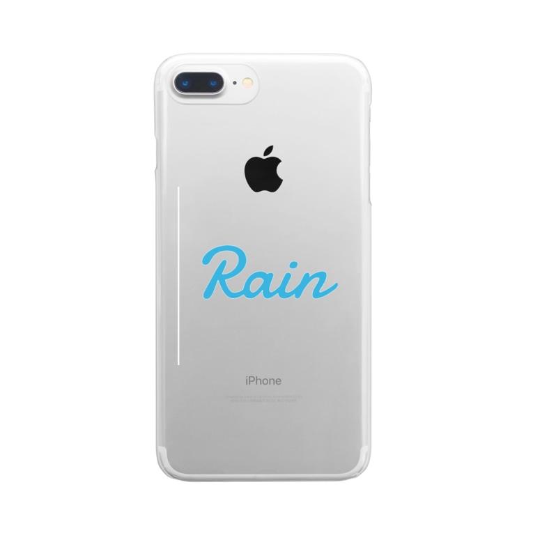 MamamiのRain Clear Smartphone Case
