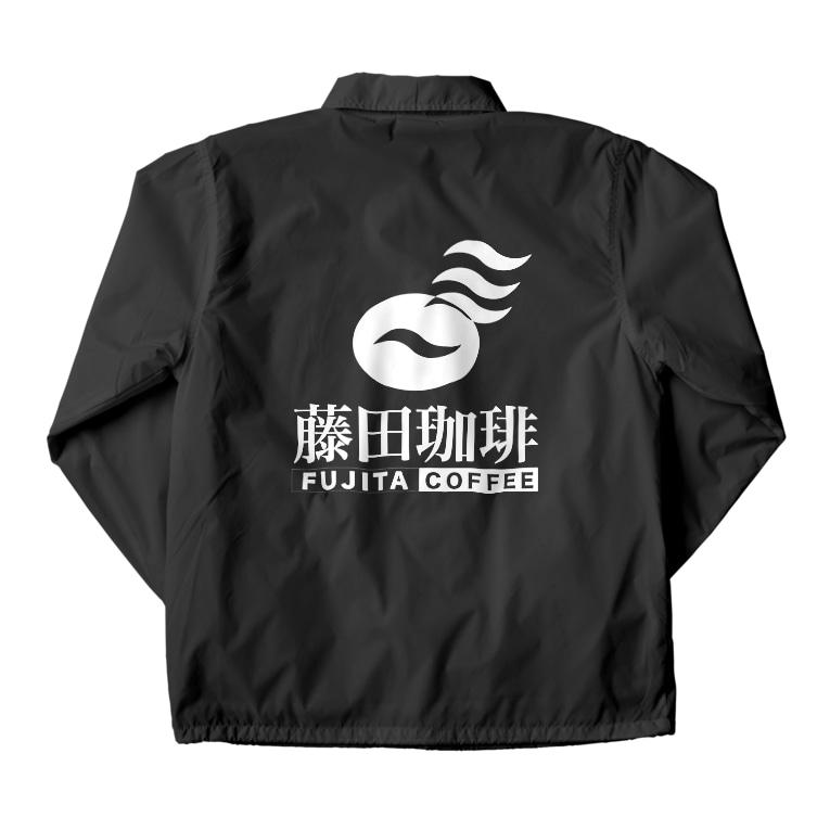 suzumusi2の藤田珈琲 Coach Jacket