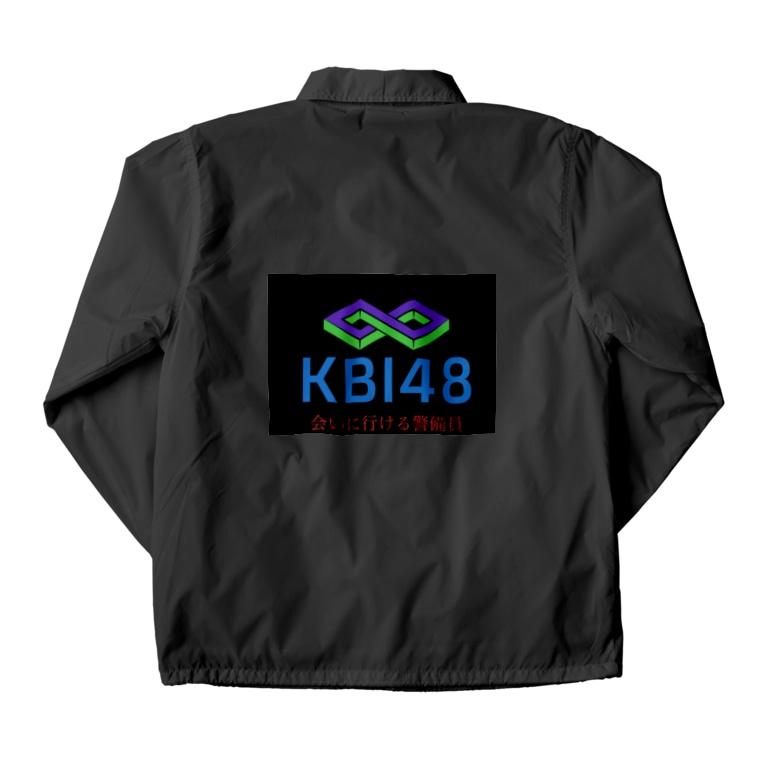 KBI48SHOPのKBI48ブラックタグバージョン Coach Jacket