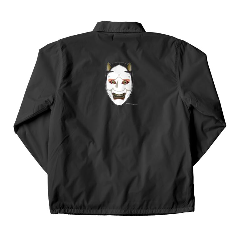 デザインオフィスWA-plusのNO-MEN II Coach Jacket