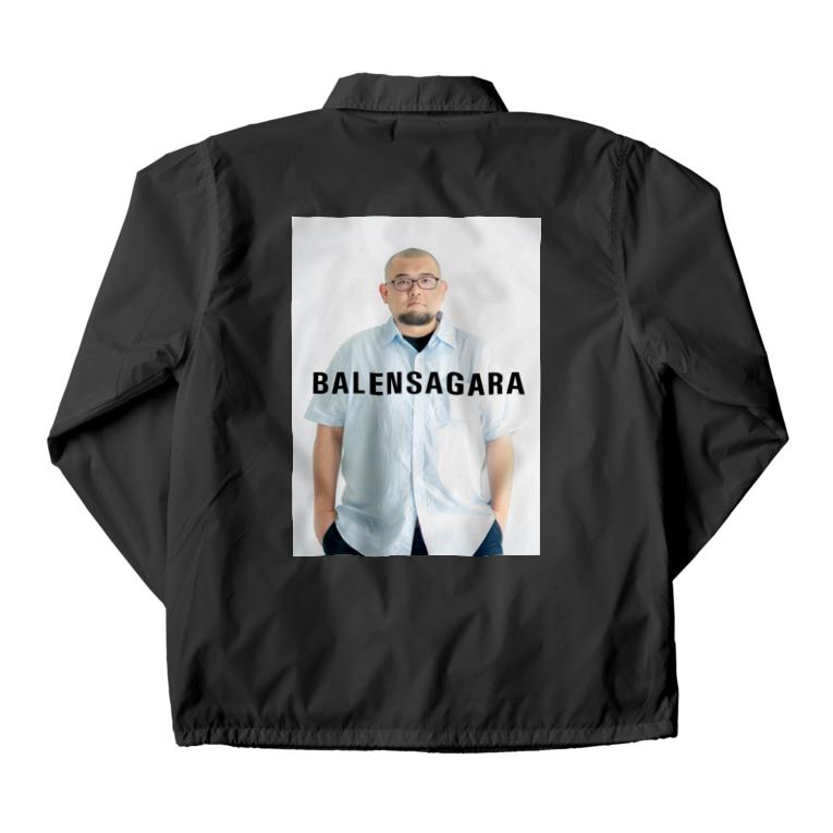 BALENSAGARAのNIOUDACHI coach jacket Coach Jacket