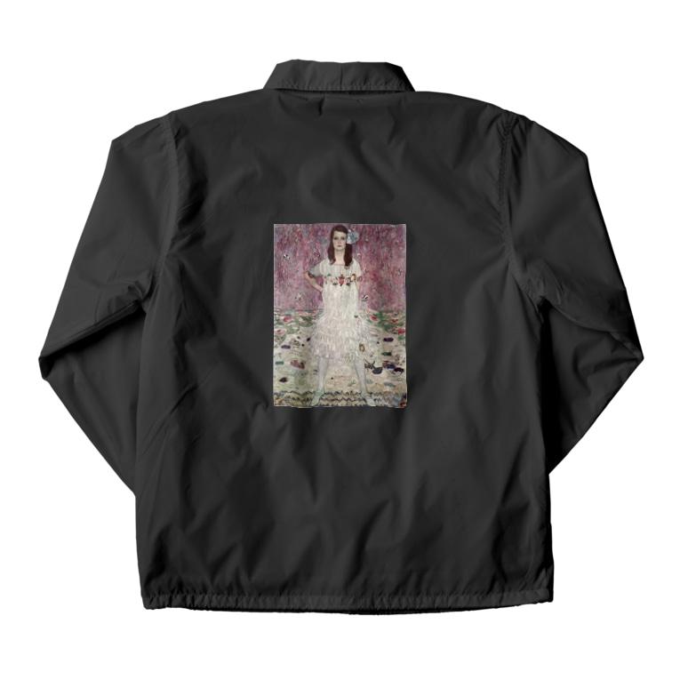 art-standard(アートスタンダード)のグスタフ・クリムト(Gustav Klimt) / 『メーダ・プリマヴェージ』(1912年) Coach Jacket