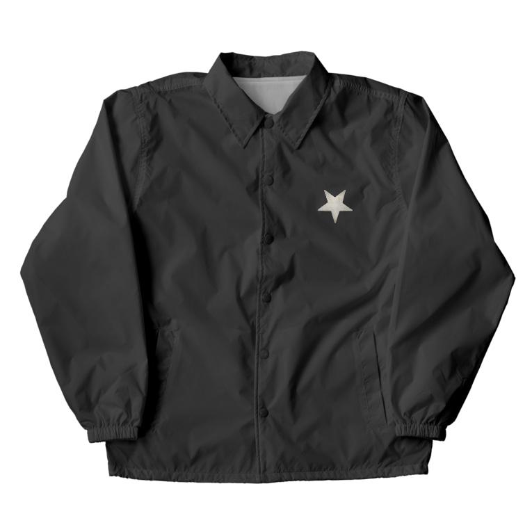 ゆうのInverted Blurstar Coach Jacket