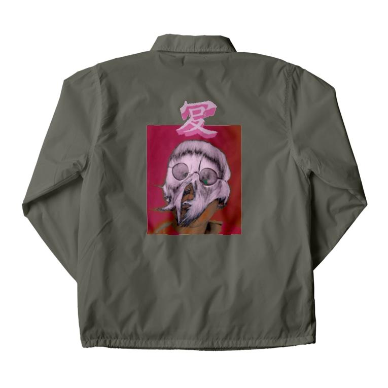 NATUのワロタ Coach Jacket