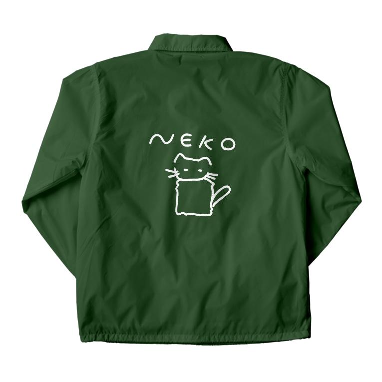 occultclubのNeko Coach Jacket