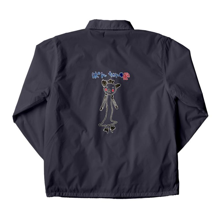 ochuuriのぱんちゃん Coach Jacket