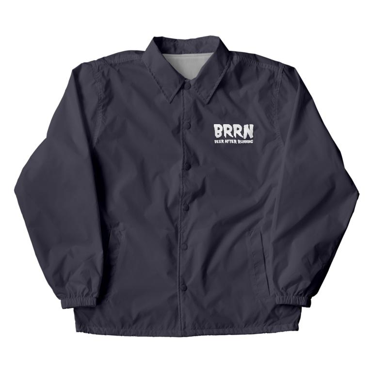 sampopのBRRN Coach Jacket