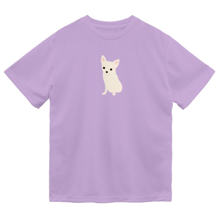 yuitakのチワワ Dry T-Shirt