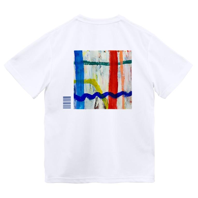 ATELIER SUIのHIDE11window Dry T-shirts