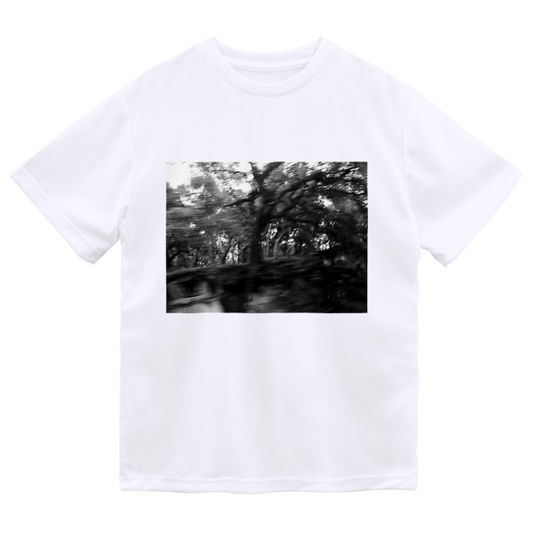 CTRL shopの今回混雑膨らむ This time the crowd swells Dry T-shirts