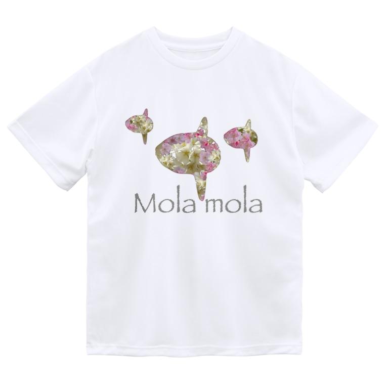 ニムニムのお部屋のまんぼう Dry T-Shirt