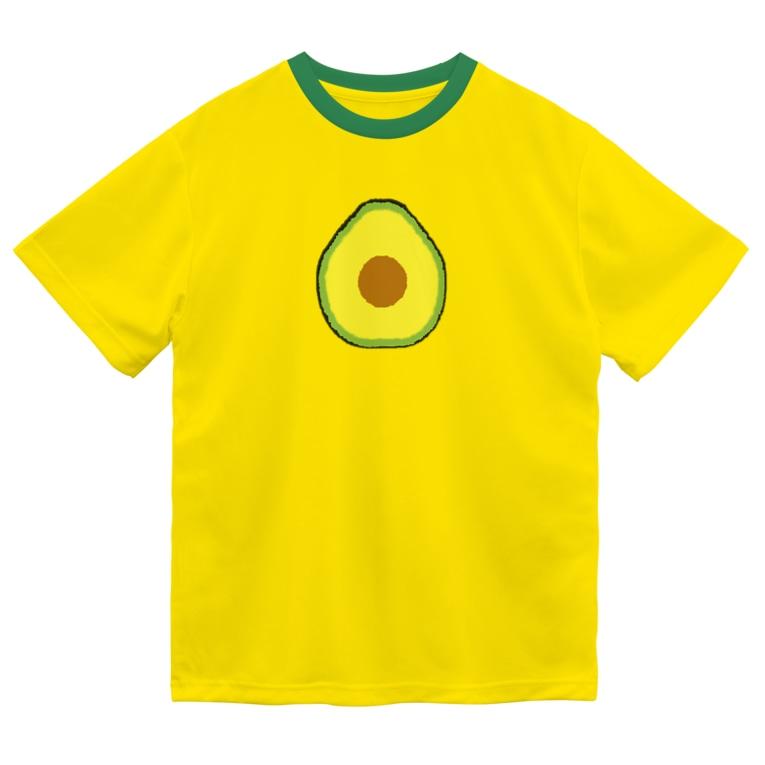 Planet Evansのアボガド Dry T-shirts