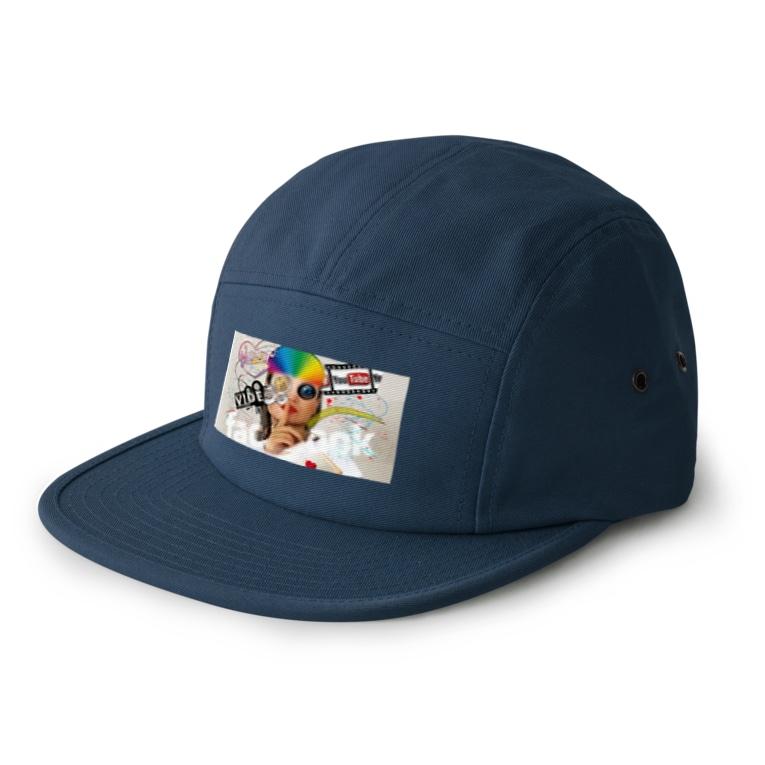 TK-marketのSNS Tシャツ 5 panel caps