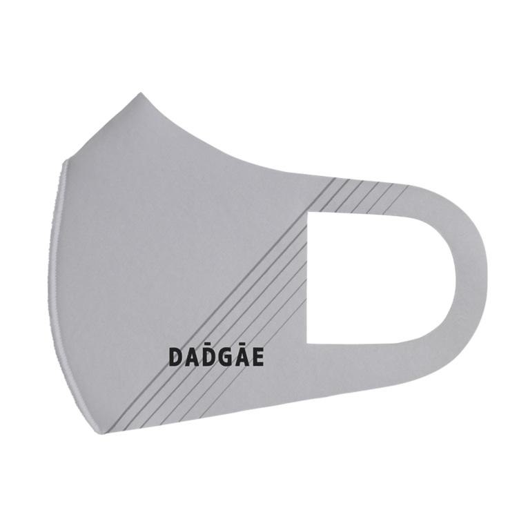musicshop BOBのDADGAE - マスク Full Graphic Mask